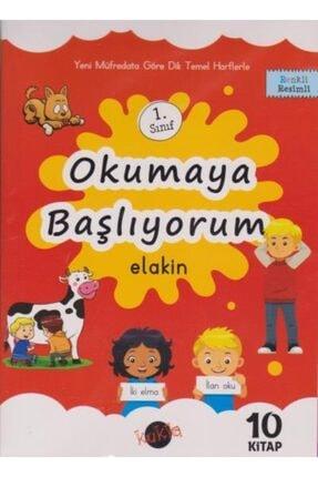 Kukla Yayınları 1.sınıf Hikaye Seti Okumaya Başlıyorum 10 Kitap Set 0