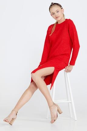 تصویر از ژاکت کش باف پشمی زنانه کد 21K2115-32285.001-R1800