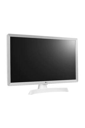 "LG 24TL510S-WZ 24"" 61 Ekran Uydu Alıcılı Smart LED Monitör TV 2"