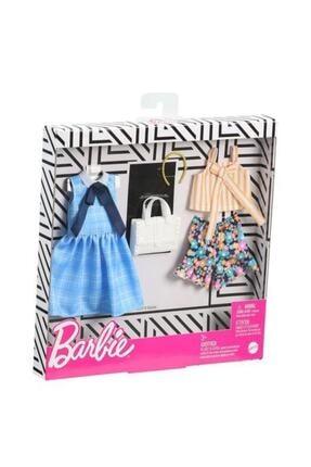 Barbie 'nin Kıyafetleri Ikili Paket Ghx65-fyw82 1
