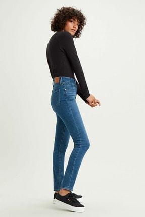 Levi's Kadın Mavi 721 Yüksek Bel Skinny Jean 18882-0388 4