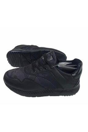 Lumberjack POLVA 9PR Siyah Erkek Sneaker Ayakkabı 100431850 3