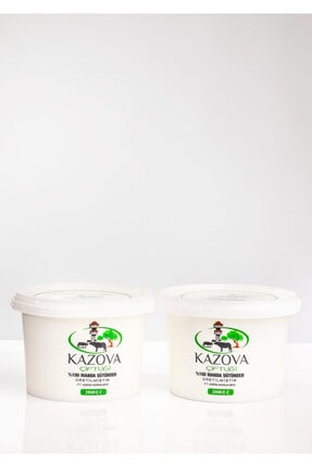 Kazova Çiftliği Manda Yoğurdu 2kg ( 2 Adet) 0
