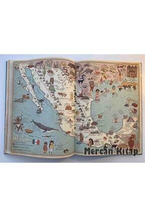 Domingo Yayınevi Atlas Kıtalar Denizler Kültürler Arası Yolculuk Rehberi 1