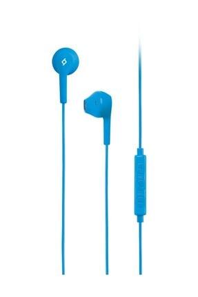 Ttec Rio Serisi Kumandalı Ve Mikrofonlu Kulakiçi Kulaklık Mavi 0