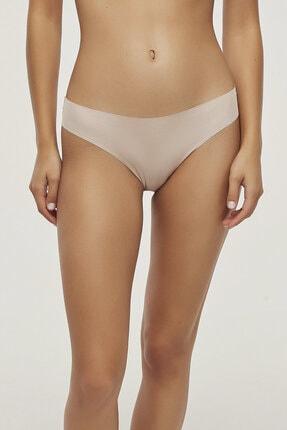 Penti Bej Nude Colors Brazilian Külot 0