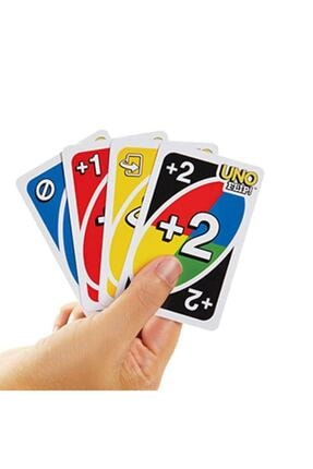Hasbro Uno Flip Kart Oyunu 2