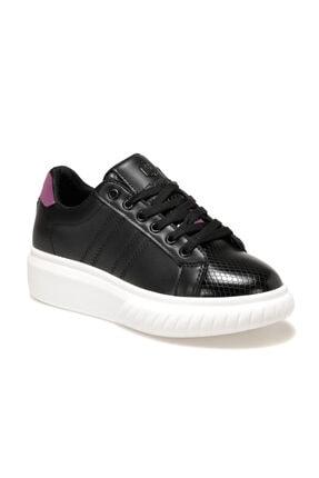 Lumberjack ELENI Siyah Kadın Sneaker Ayakkabı 100556917 0