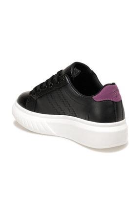 Lumberjack ELENI Siyah Kadın Sneaker Ayakkabı 100556917 2