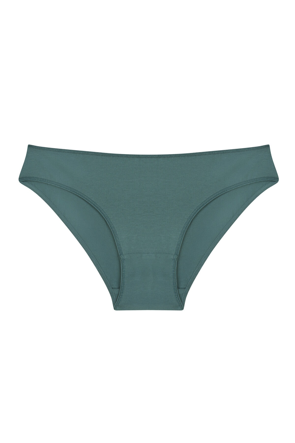 Penti Kadın Çok Renkli Whole Garden 5Li Slip Külot 4