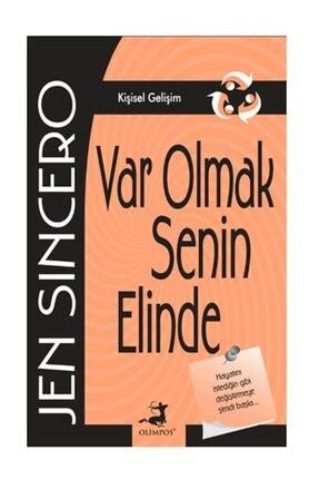Olimpos Yayınları Jen Sincero Var Olmak Senin Elinde 9786059176088 0