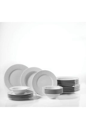 Zem Noble 24 Parça Yemek Takımı 6 Kişilik Yemek Takımı 2