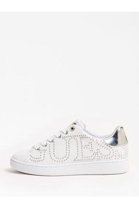 Guess Razz Beyaz Kadın Sneaker 1