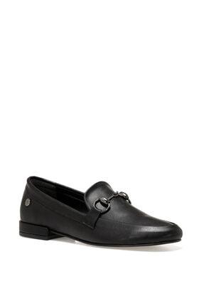 Nine West Suela2 Siyah Kadın Loafer Ayakkabı 1