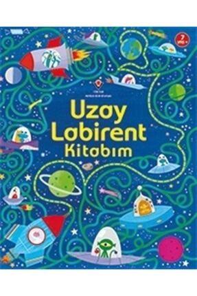 Tübitak Yayınları Uzay Labirent Kitabım 0