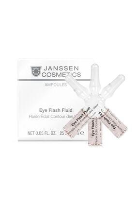 Janssen Cosmetics Eye Flash Fluid 3'lü Paket 0