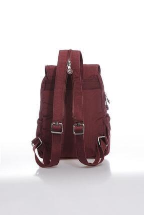 Smart Bags Kadın Bordo Sırt Çantası Smbk1138-0021 2