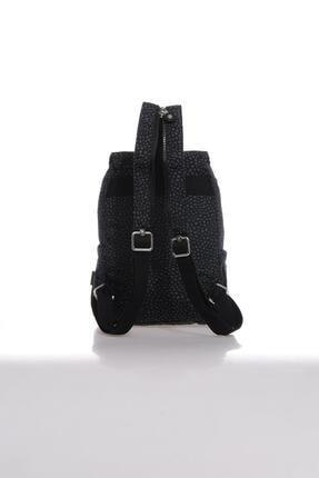 Smart Bags Kadın Puantiyeli/siyah Sırt Çantası  Smbk1138-0091 2