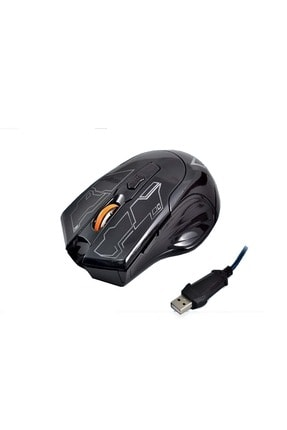Platoon Pl-1555 1600 Dpi Optik Game Mouse 0