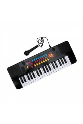 Mashotrend Mikrofonlu Elektronik Org 37 Tuşlu - Mikrofonlu Piyano - Piano 0