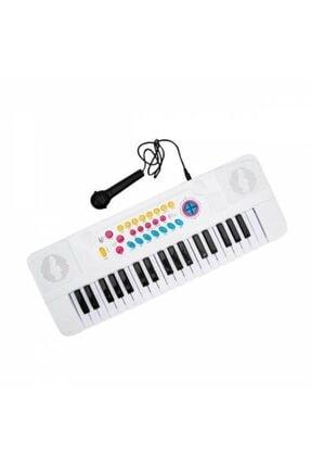 Mashotrend Mikrofonlu Elektronik Org 37 Tuşlu - Mikrofonlu Piyano - Piano 1