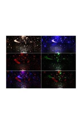 Taled Star Master Renkli Yıldızlı Gökyüzü Projeksiyon Gece Lambası 2