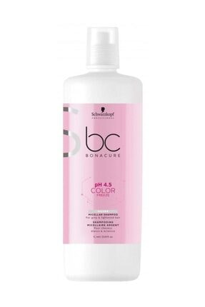 Bonacure Schwarzkopf Bonacure Ph 4,5 Color Freeze Silver Şampuan 1000 ml 0