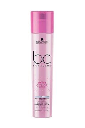 Bonacure Bc Ph 4.5 Renk Koruma Gümüş Yansıma Şampuanı 250 ml 0