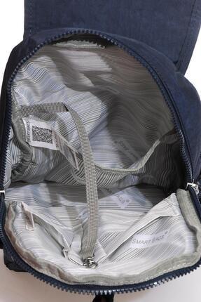 Smart Bags Kadın Lacivert Sırt Çantası Smbk1138-0033 3
