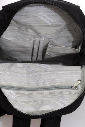 Smart Bags Kadın Siyah Sırt Çantası Smbk3085-0001 3