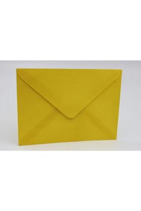 Zarfsan Davetiye Zarfı Renkli 13x18 Cm 90 gr 1.hamur 25 Adet 3