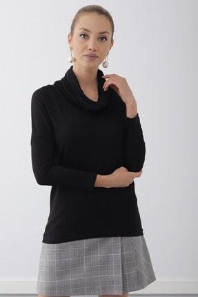 Journey Kadın Bluz-degaje Yaka, Uzun Kol 0
