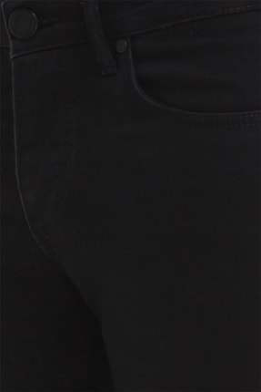 Efor Erkek Siyah Slim Fit Jean Pantolon 034 4