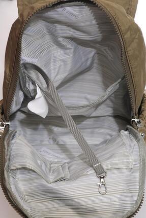 Smart Bags Kadın Kahverengi Sırt Çantası Smbk1138-0007 3