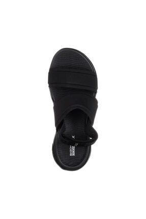 Skechers Kadın Siyah Sandalet 15309-bbk 2