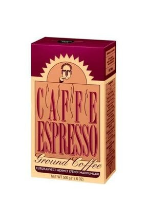 Mehmet Efendi Espresso 500 gr Öğütülmüş 0