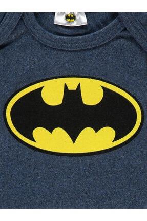 Batman Erkek Bebek Çıtçıtlı Badi 1