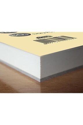 Etika Eskiz Defteri 90 gr A4 50 Yaprak Spiralli Ivory Sketchbook 2