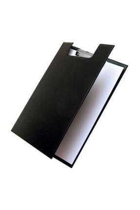 KRAF Kapaklı Sekreterlik A4 Siyah 0