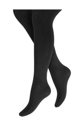 Penti Kız Çocuk Bambu Külotlu Çorap 0