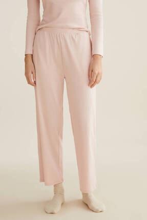 Oysho Kadın Düz Pantolon 1