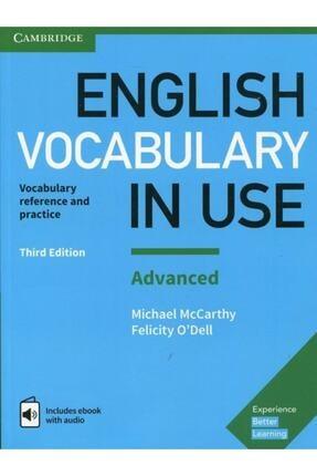 Cambridge University Press English Vocabulary In Use + Cd Full Set 4 Lü Paket 4
