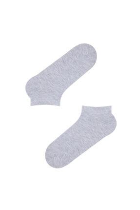 Penti Kadın Mavi 4'lü Patik Çorap 2