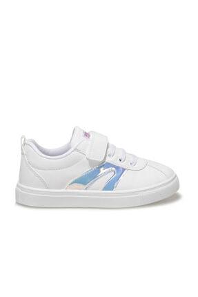 Icool LETTO Beyaz Kız Çocuk Sneaker Ayakkabı 100664288 1