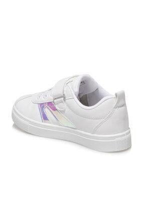 Icool LETTO Beyaz Kız Çocuk Sneaker Ayakkabı 100664288 2