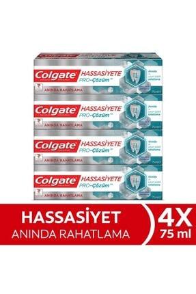 Colgate Hassasiyete Pro Çözüm Anında Rahatlama Pro Relief Diş Macunu 4 X 75 Ml 0