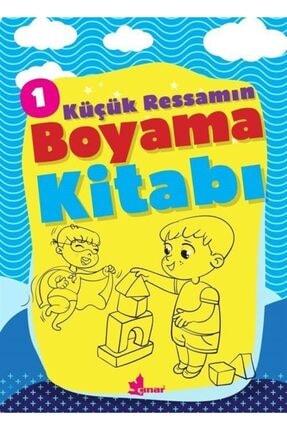 Çınar Yayınları Küçük Ressamın Boyama Kitabı 1 0