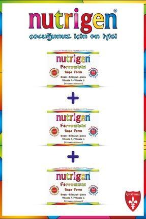 Nutrigen Ferromixin Saşe Form 30*3 Saşe (3'lü Ekonomik Paket) 0