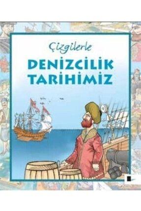 Gölgeler Kitap Çizgilerle Denizcilik Tarihimiz 0