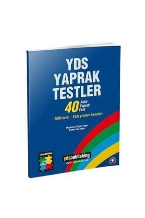 Ydspublishing Yayınları Yds Yaprak Testler (40 Adet Yaprak Test) 0